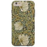 William Morris Pimpernel Vintage Pre-Raphaelite Tough iPhone 6 Plus Case