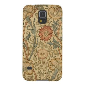 William Morris Pink & Rose Pattern Phone Case