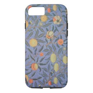 William Morris Pomegranate Floral Vintage Fine Art iPhone 8/7 Case