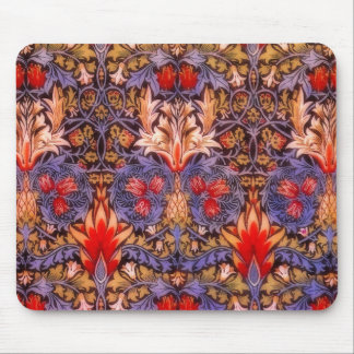 William Morris Snakeshead Vintage Floral Mouse Mat