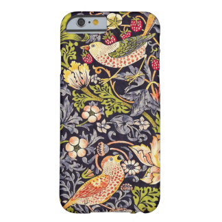 William Morris Strawberry Thief Floral Art Nouveau Barely There iPhone 6 Case