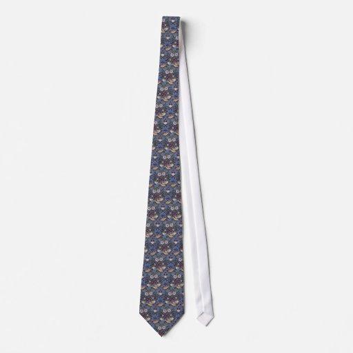 William Morris Strawberry Thief Tie