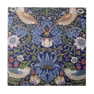 William Morris Strawberry Thief Tile