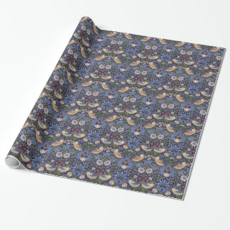 William Morris Strawberry Thief Wrapping Paper