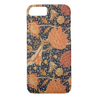 William Morris Textile Pattern iPhone 7 case