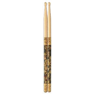 William Morris Tree Of Life Drum Sticks