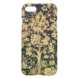 William Morris Tree Of Life Floral Vintage Art iPhone 7 Case