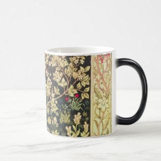William Morris Tree Of Life Floral Vintage Art Morphing Mug