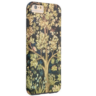 William Morris Tree Of Life Floral Vintage Tough iPhone 6 Plus Case