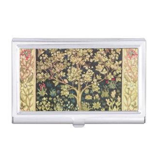 William Morris Tree Of Life Vintage Pre-Raphaelite Business Card Holder