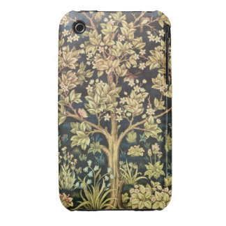 William Morris Tree Of Life Vintage Pre-Raphaelite Case-Mate iPhone 3 Cases