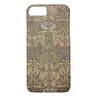 William Morris Tulip and Rose Pattern iPhone 8/7 Case