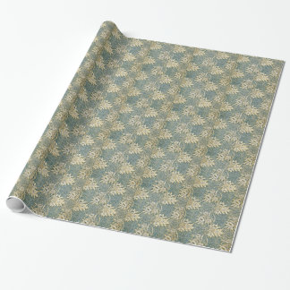 William Morris Tulip and Willow Wrapping Paper
