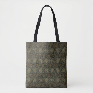 WIlliam Morris Tulip & Lily Tote