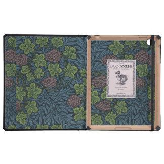 William Morris Vine Wallpaper Design iPad Cases