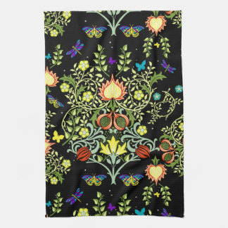 William Morris Vintage Wallpaper Towel