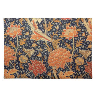 William Morris Wallpaper Cray Design Placemats