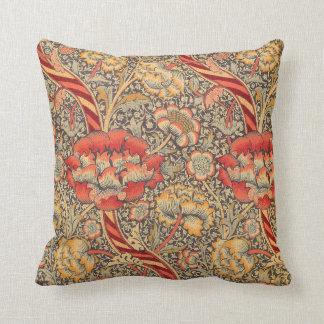 William Morris Wandle for Chintz Design Cushions