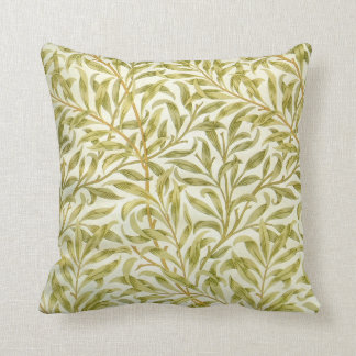 "William Morris ""Willow Bough"" Cushion"