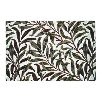 William Morris - Willow Bough Laminated Placemat
