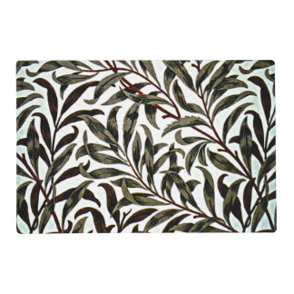 William Morris - Willow Bough Laminated Placemat