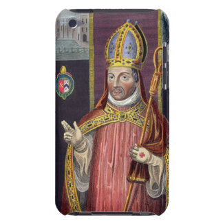 William of Wykeham (1325-1404) (colour litho) Barely There iPod Covers