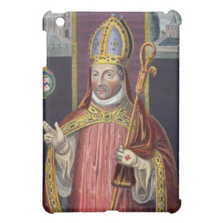 William of Wykeham (1325-1404) (colour litho) Case For The iPad Mini