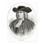 William Penn  engraved by Josiah Wood Whymper Post Card