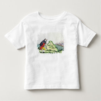 William Pitt Observing the French Squadron Toddler T-Shirt