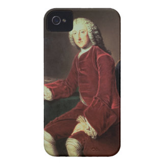 William Pitt the 'Elder', later 1st Earl of Chatha iPhone 4 Cover