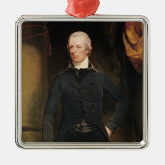 William Pitt the Younger Christmas Ornament