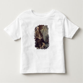 William Poyntz of Midgham and his Dog Amber Toddler T-Shirt