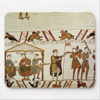 William, Robert de Mortain and Bishop Odo Mouse Mat