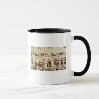 William, Robert de Mortain and Bishop Odo Mug