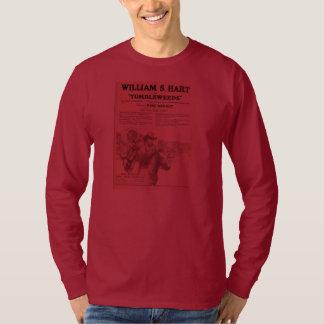 William S Hart 1926 silent movie exhibitor ad West Shirts
