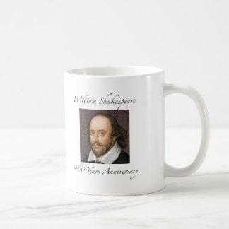 William Shakespeare 400 Years Anniversary Basic White Mug
