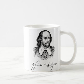 William Shakespeare 400 Years Anniversary of death Coffee Mug