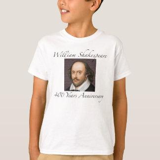 William Shakespeare 400 Years Anniversary T-Shirt