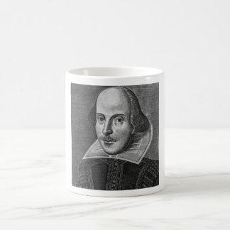 William Shakespeare Basic White Mug