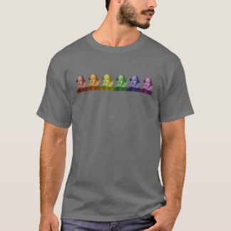 william shakespeare colors! T-Shirt