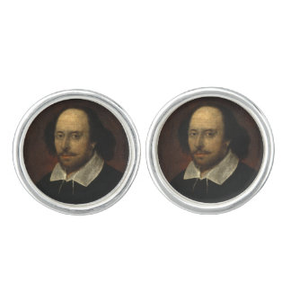 William Shakespeare Cufflinks