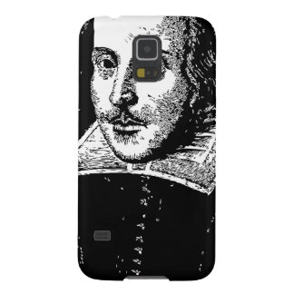 William Shakespeare Face Cases For Galaxy S5