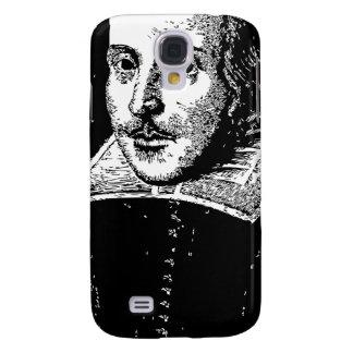 William Shakespeare Face Galaxy S4 Case