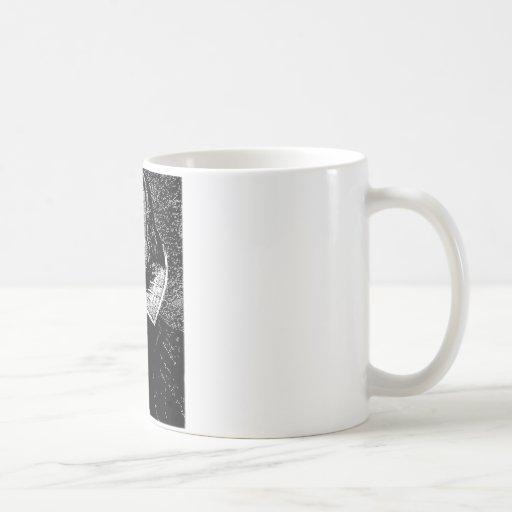 William Shakespeare Face Coffee Mug
