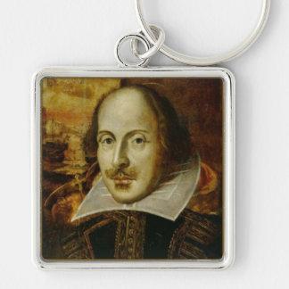 William Shakespeare Keychain Key Chains