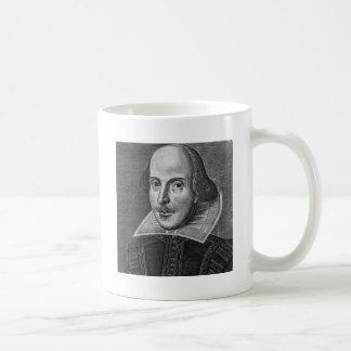 William Shakespeare Mugs