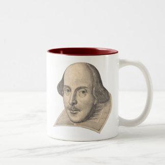 William Shakespeare Coffee Mugs