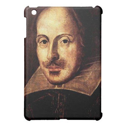 William Shakespeare Portrait Case For The iPad Mini