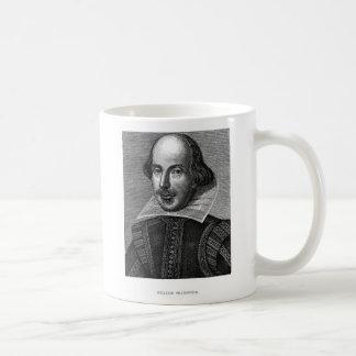 William Shakespeare Portrait Mug