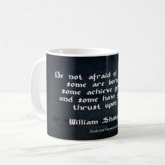 William Shakespeare Quote Coffee Mug